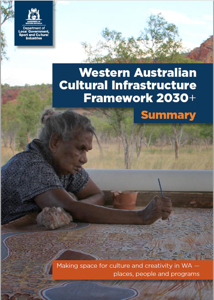 Western Australian Cultural Infrastructure Framework 2030+ Summary
