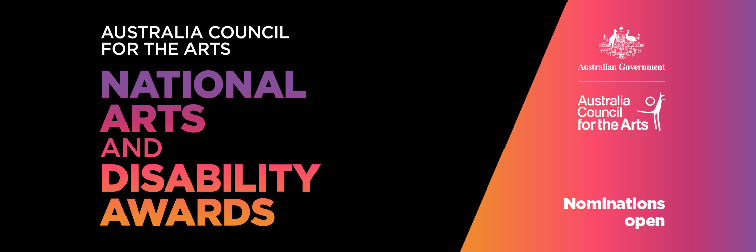 National Arts and Disability Awards