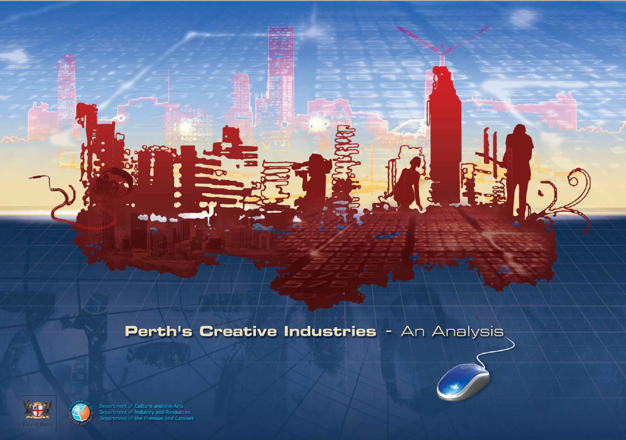 Perth Creative Industries report