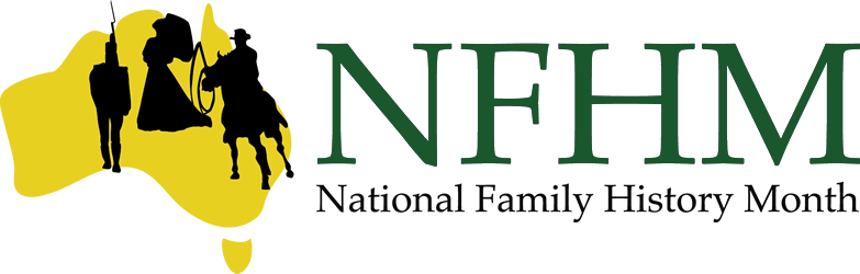 National Family History Month logo