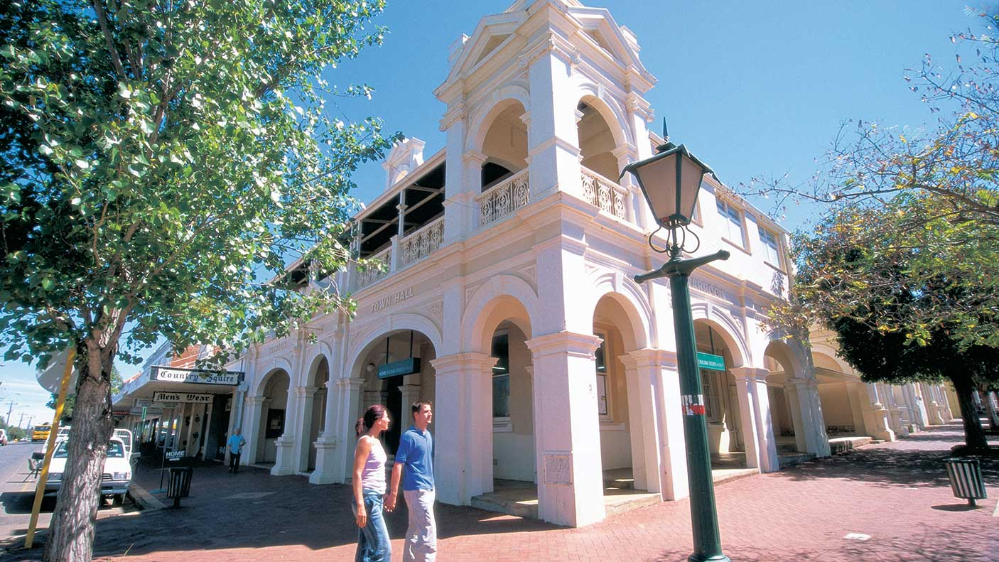 Narrogin Town Hall