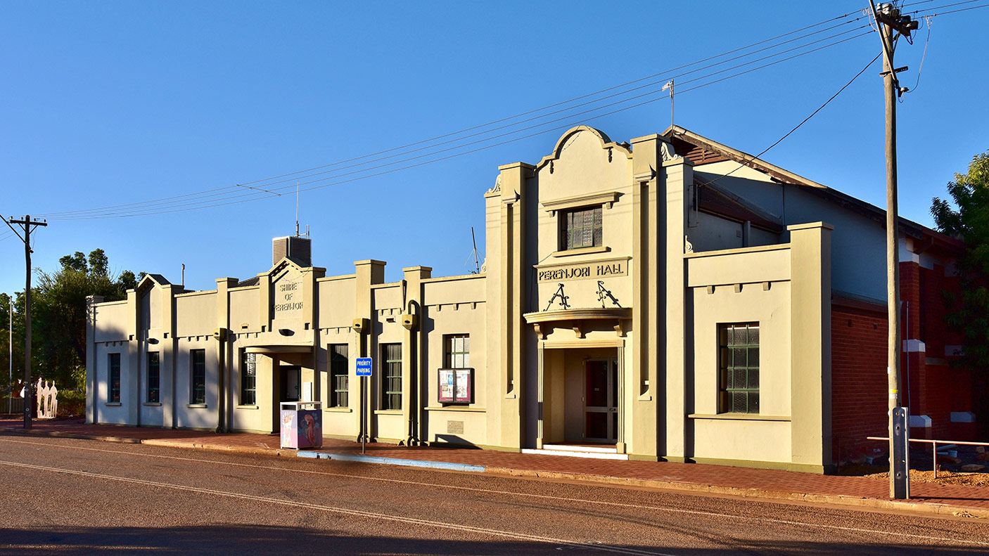 Perenjori Hall
