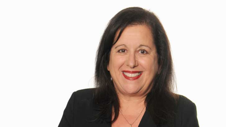 A portrait of Rhonda Hardy, CEO City of Kalamunda
