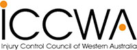 Injury Control Council of Western Australia logo