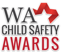 WA Child Safety Awards logo
