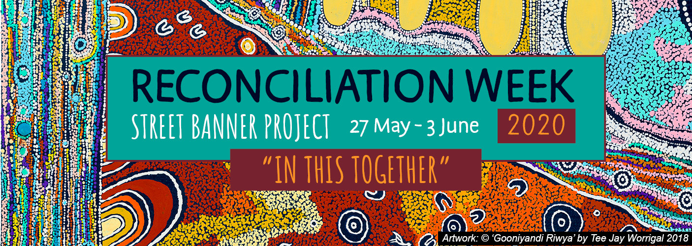Reconciliation Week artwork