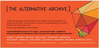 The Alternative Archive exhibition