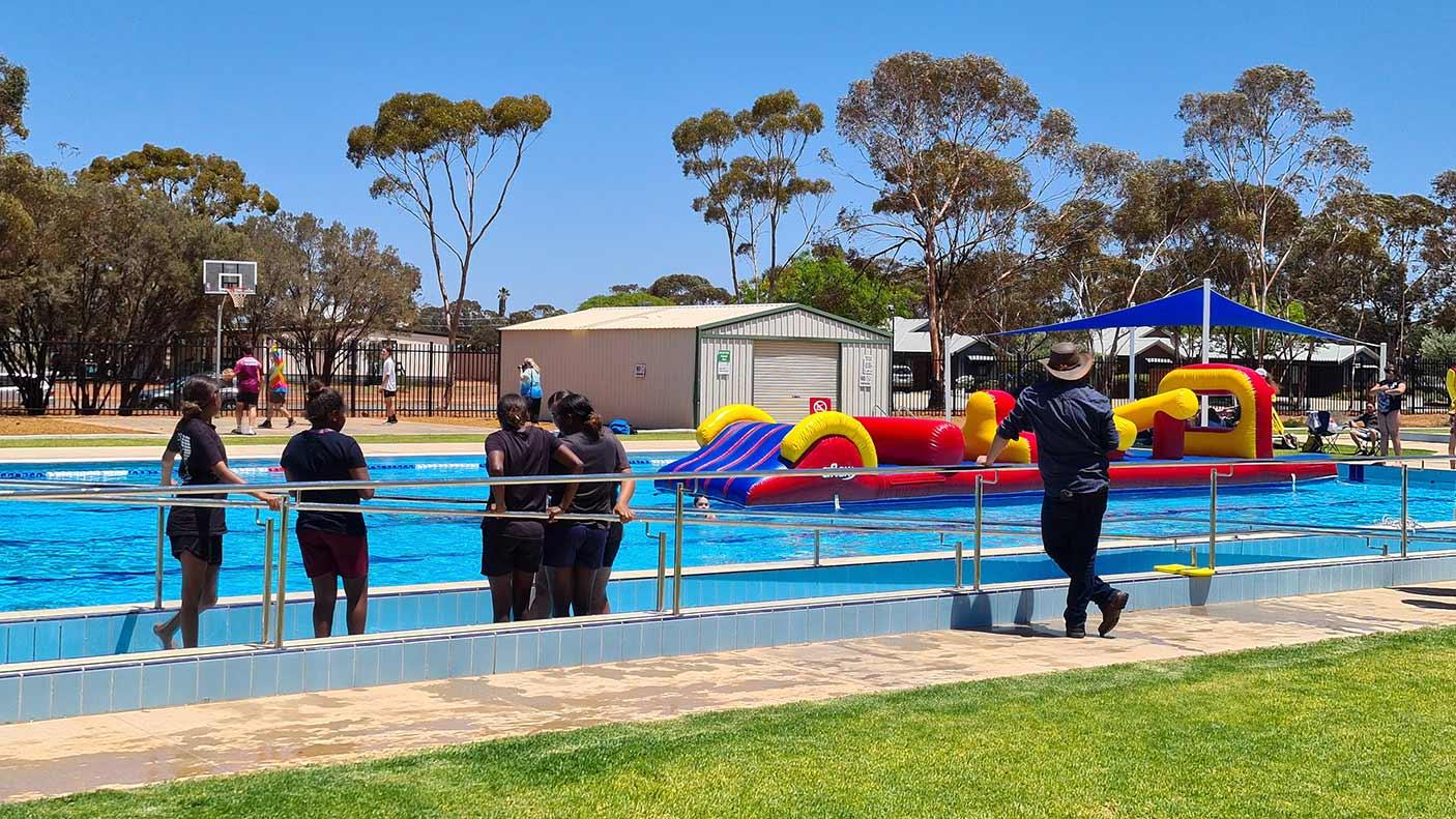 Kambalda's new $3 million aquatic centre