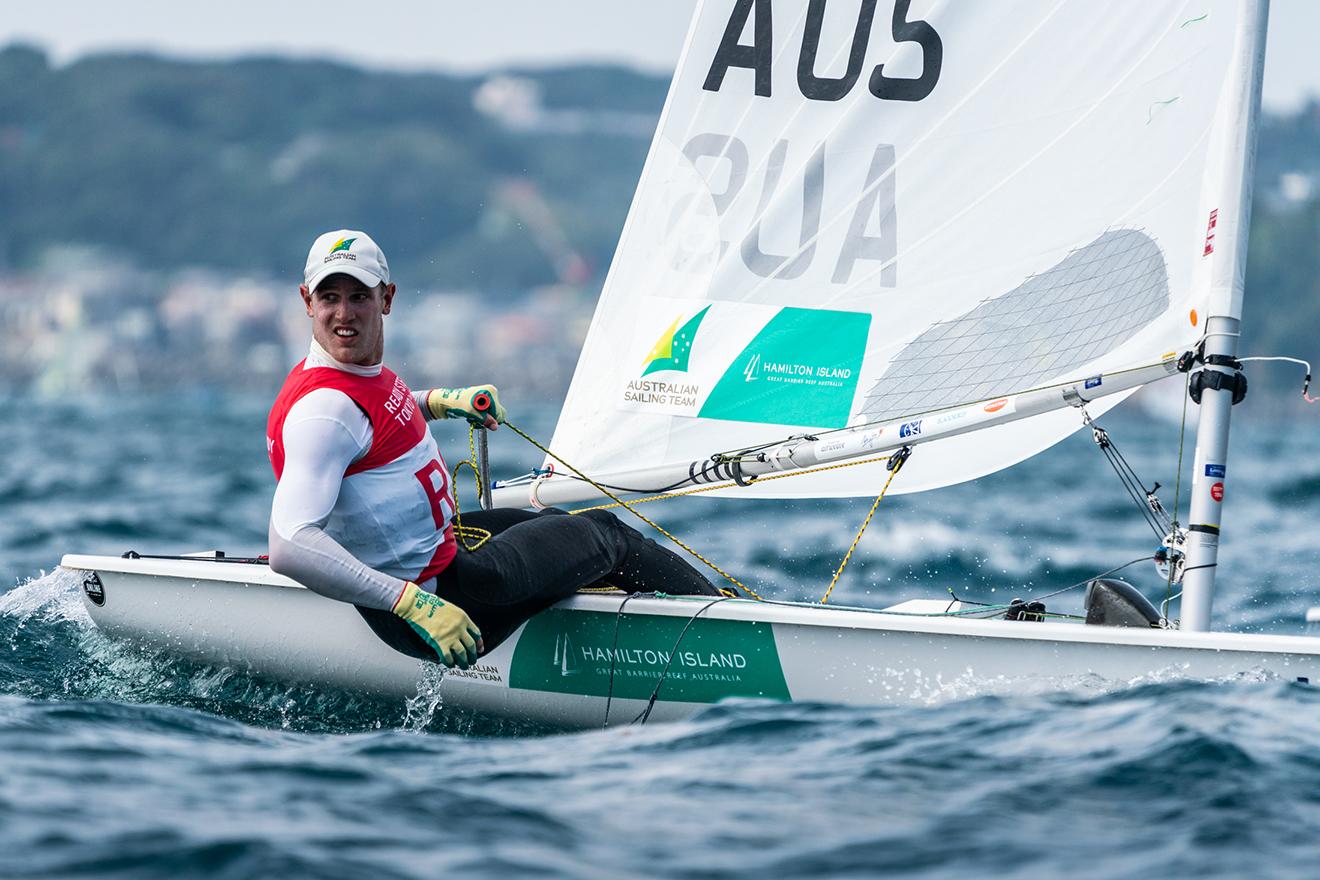 Matt Wearn,  image courtesy of Western Australian Institute of Sport
