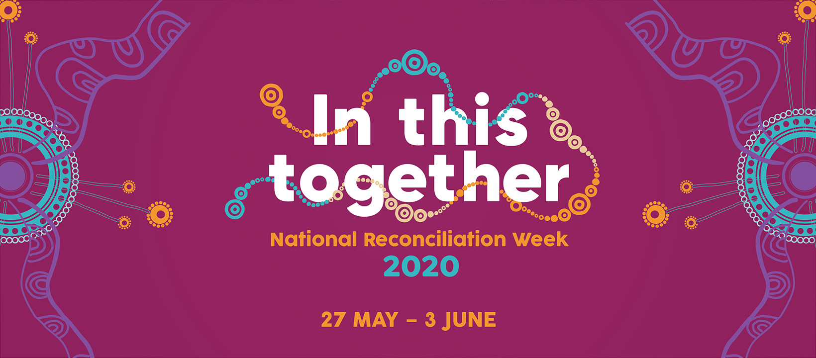 National Reconciliation Week 2020 banner