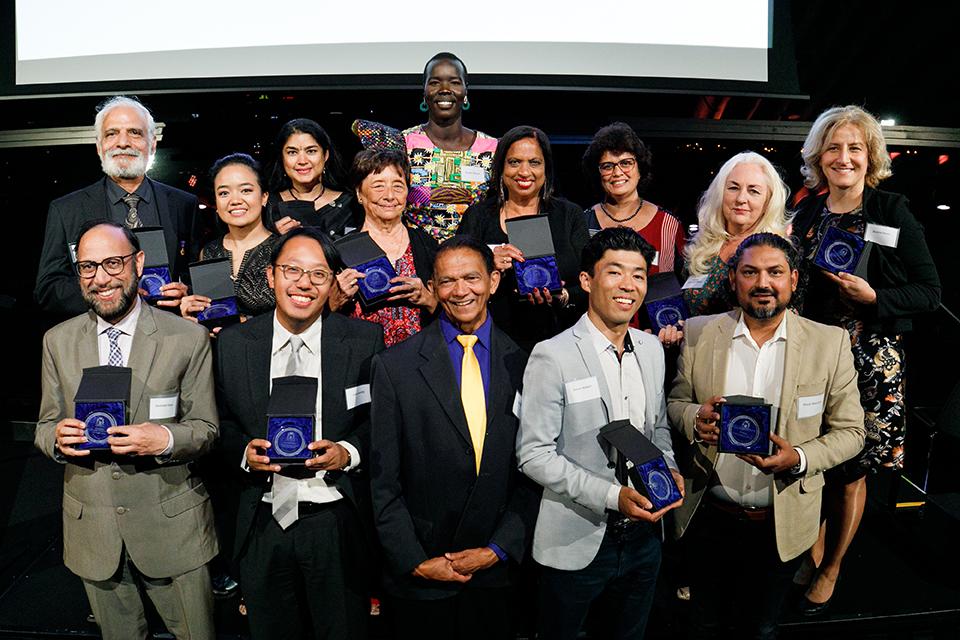 OMI Multicultural Award winners 2021