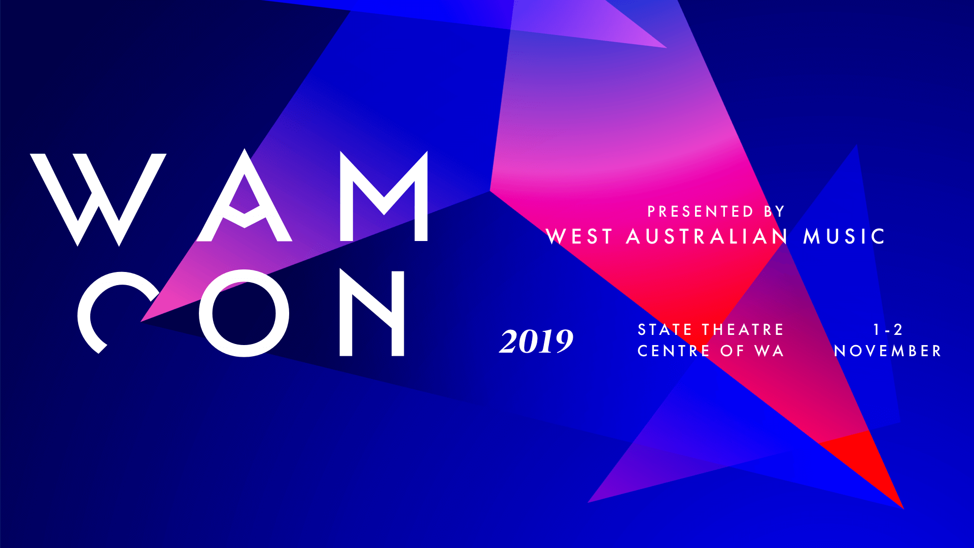 WAM CON logo