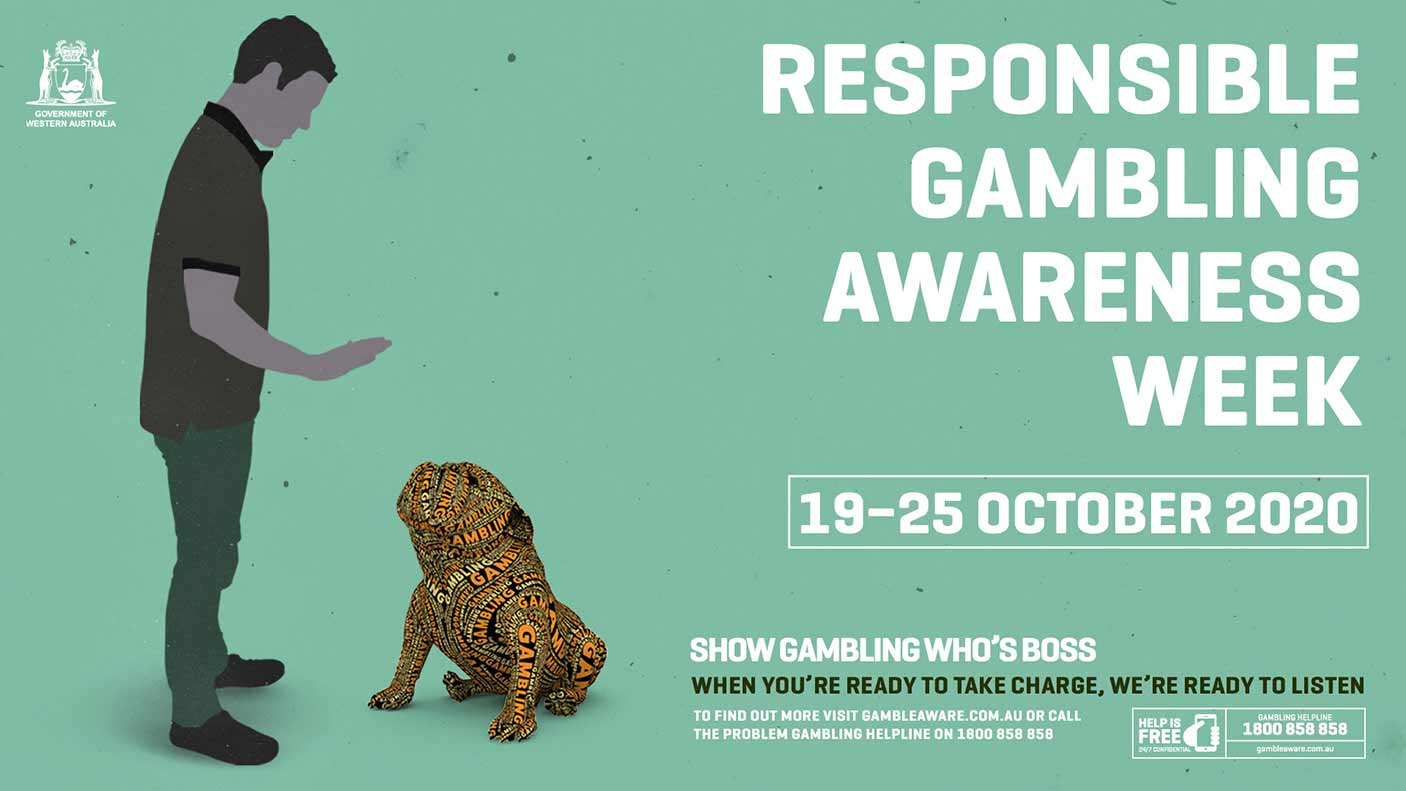 Responsible Gambling Awareness Week 19-25 October