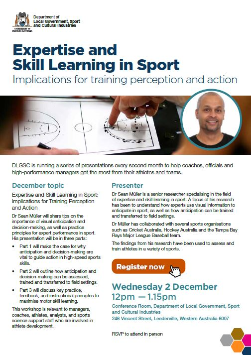 Expertise and Skill Learning in Sport