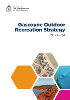 Gascoyne Outdoor Recreation Strategy 2021-24 cover