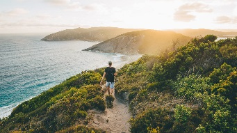 The Bald Head Walking trail in Albany, Western Australia