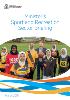 Ministers Sport and Recreation Sector Briefing March 2018 cover