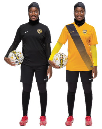 Multicultural Female Uniform Guidelines football (soccer) option c