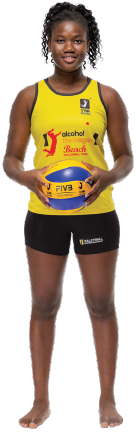 Multicultural Female Uniform Guidelines volleyball option a