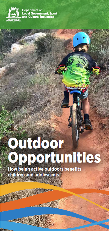 Outdoor Opportunities cover