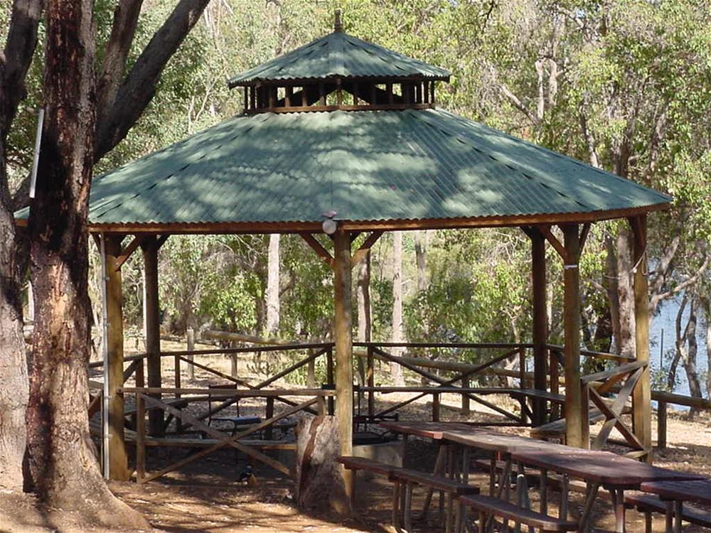 Bickley picnic area