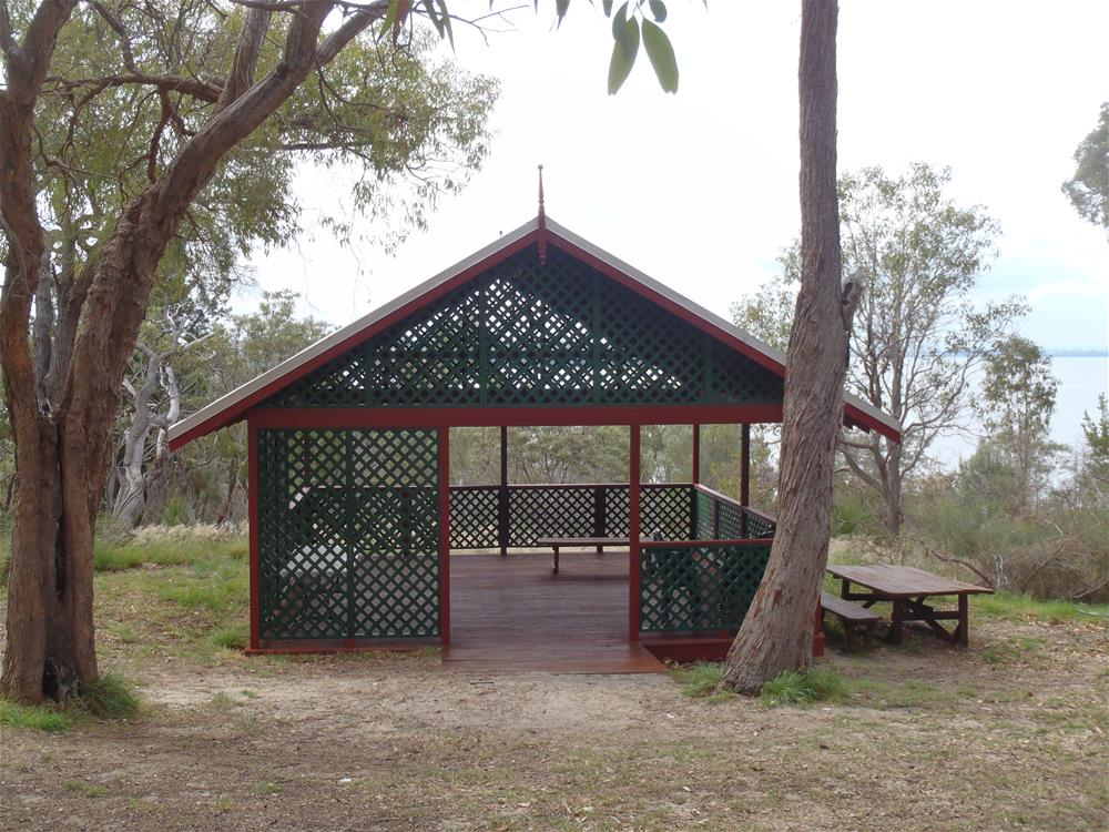 Point Walter gazebo