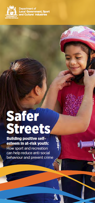 Safer streets cover