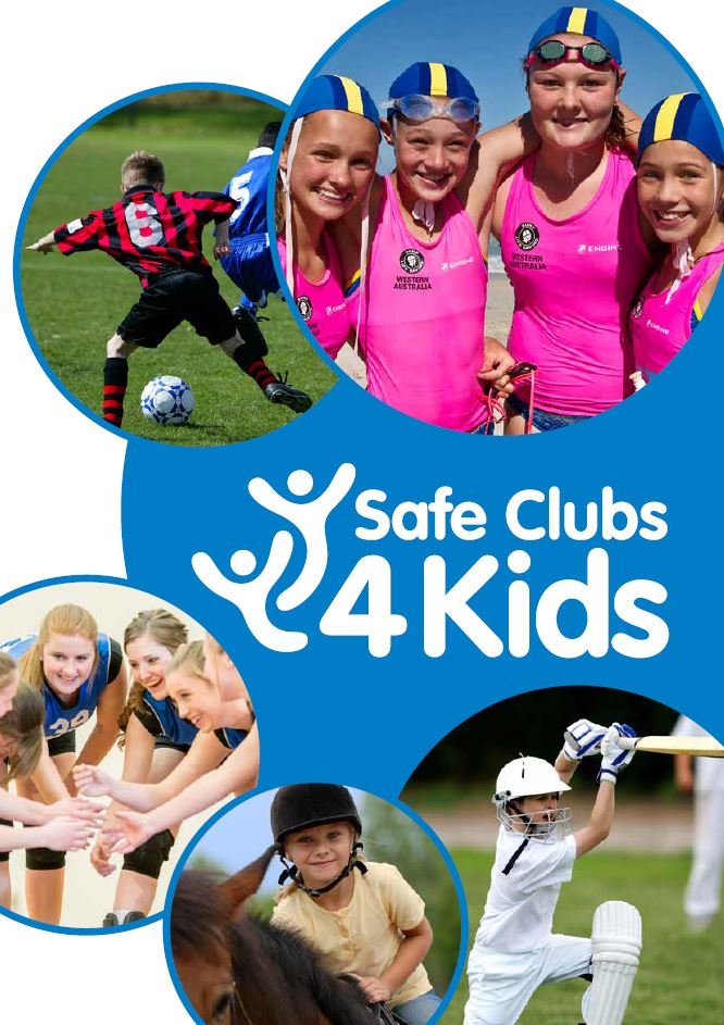 Safe Clubs 4 Kids cover