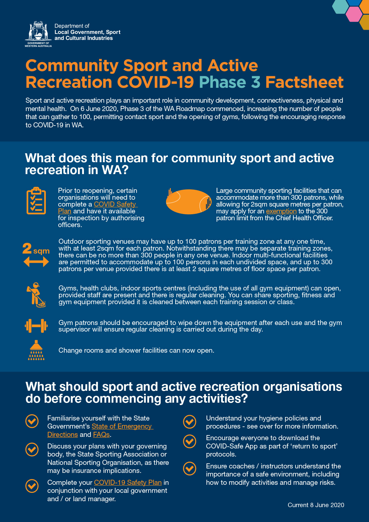 Sport-and-Recreation-COVID-19-Phase-3-Factsheet-side1