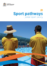 Sport pathways cover