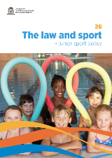 The law and sport cover