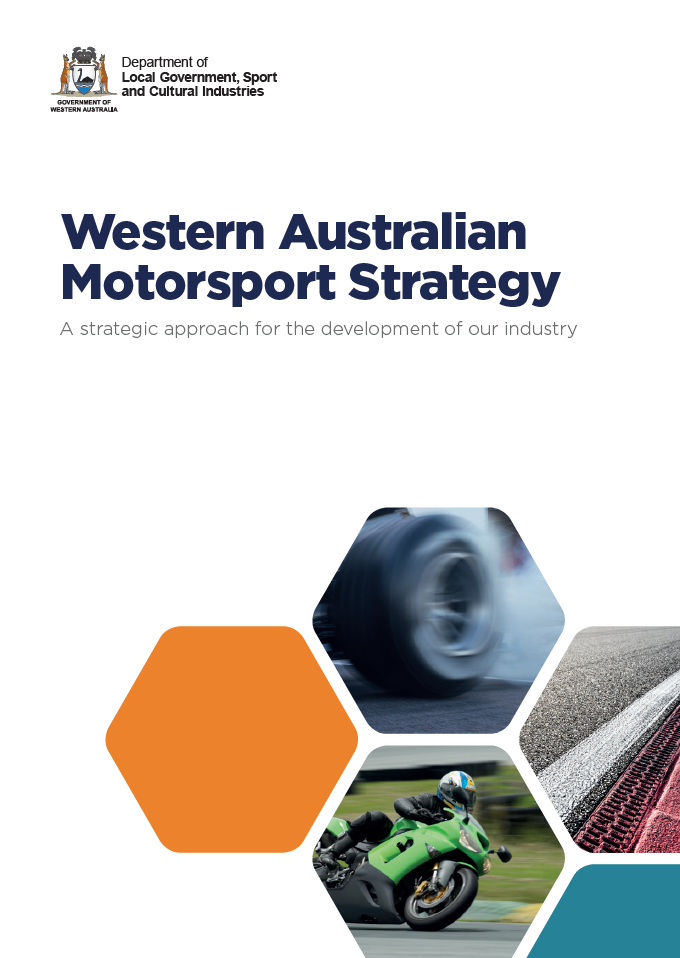 WA Motorsport Strategy cover