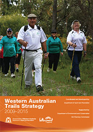 Western Australian Trails Strategy cover