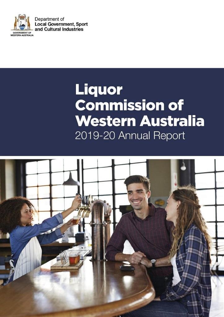 Liquor Commission Annual Report 2019-20